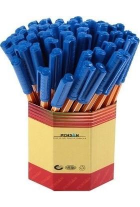 Pensan 1010 Ofispen Tükenmez Kalem 1.0 Mm Mavi 60'Lı