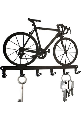 Simge Yapı Dekorasyon Bisiklet Figürlü Şık ve Dekoratif