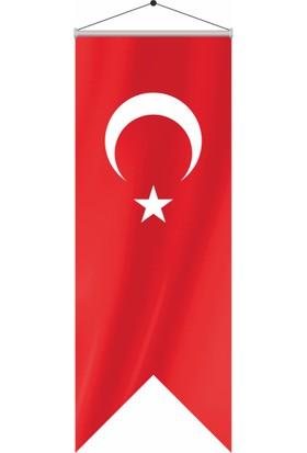 Özgüvenal 70 x 200 Türk Kırlangıç Bayrağı