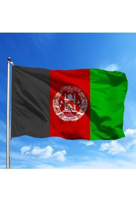 Özgüvenal Afganistan Ülke Bayrağı 100 x 152