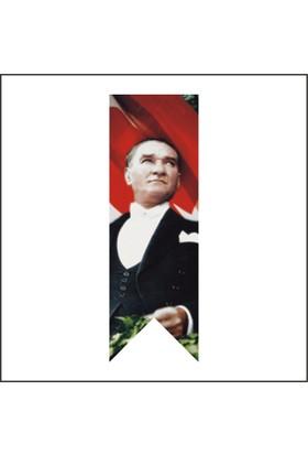 Özgüvenal Atatürk Posteri Kırlangıç-2- 50 x 150 Cm