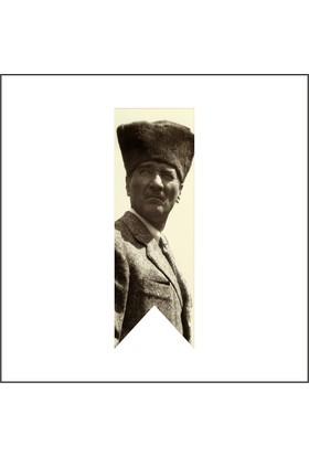 Özgüvenal Atatürk Posteri Kırlangıç-3- 50 x 150 Cm
