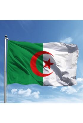 Özgüvenal Cezayir Bayrağı 50 x 77