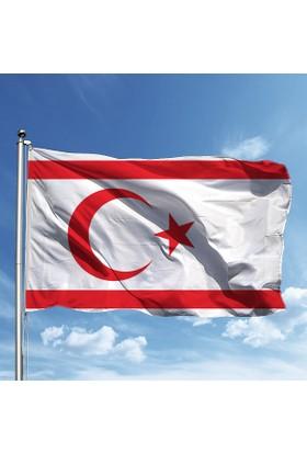 Özgüvenal Kktc Bayrağı 150 x 227
