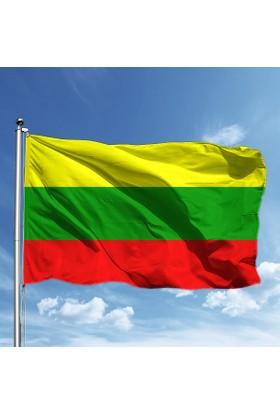 Özgüvenal Litvanya Bayrağı 100 x 152