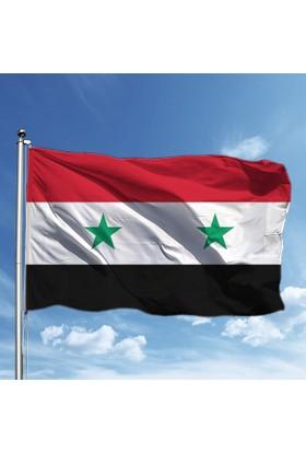 Özgüvenal Suriye Bayrağı 50 x 75 Cm