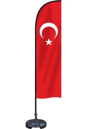 Özgüvenal Türk Bayrağı Yelken Bayrak