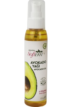Softem Avakado Yağı 125 ml
