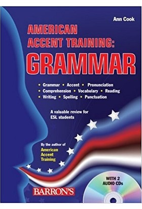 American Accent Training Grammar With Audio Cds 1St Edition