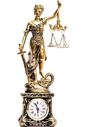 Saatli Adalet Kadın - DK041