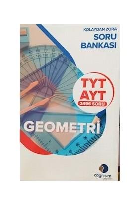 Çağrışım Yayınları Tyt Ayt Geometri Soru Bankası