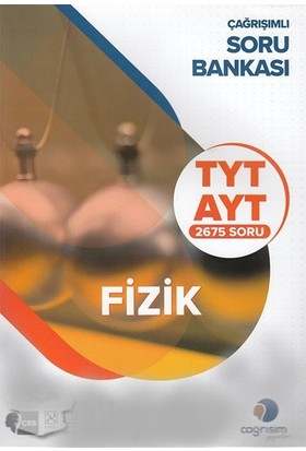 Çağrışım Yayınları Tyt - Ayt Fizik Çağrışımlı Soru Bankası