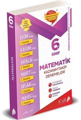 Kva 6. Sınıf Matematik Kazanım Takip Denemeleri