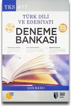 Teas Ayt Türk Dili Ve Edebiyatı 25'Li Deneme Bankası