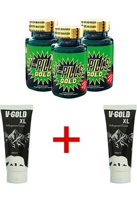 Lovetoy V Pills Gold 3 Kutu Barkod Sorgulamalı 2 V GOLD XL Hediye