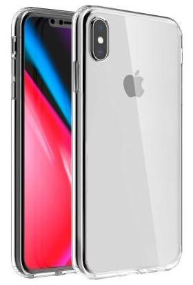 Viva Madrid Apple iPhone XS Max Kılıf Escudo - Şeffaf