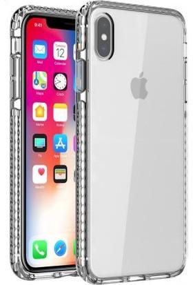 Viva Madrid Apple iPhone XS Max Kılıf Crystal Tough - Şeffaf