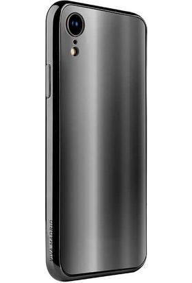 Viva Madrid Apple iPhone XR Kılıf Vaso - Siyah