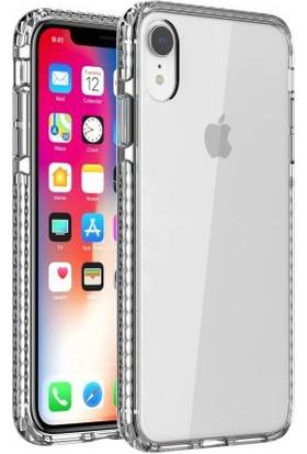 Viva Madrid Apple iPhone XR Kılıf Crystal Tough - Şeffaf