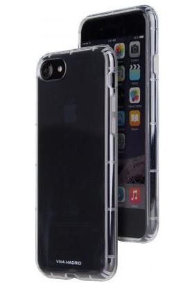 Viva Madrid Apple iPhone 7-8 Kılıf Anti-Shock - Şeffaf
