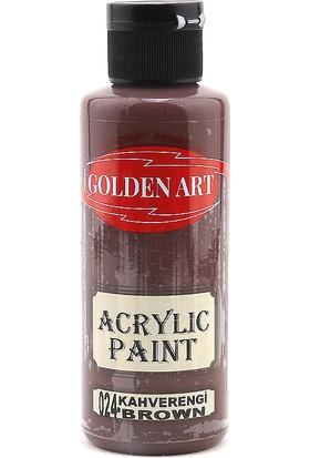 Golden Art Akrilik Boya 130 Cc Kahverengi 024