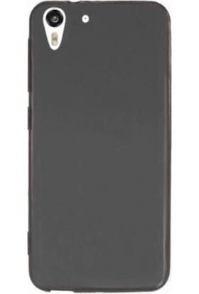 TeknoArea HTC Desire Eye kılıf ince 0.2 mm Silikon Kapak