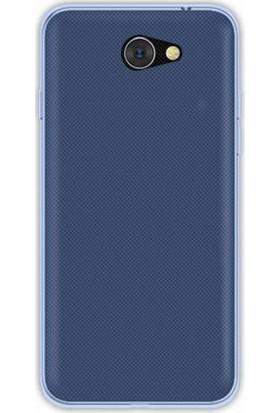 TeknoArea General Mobile 6 Kılıf Ultra ince Silikon Kapak 0.2 mm
