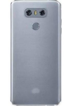 TeknoArea LG G6 Ultra İnce Silikon Kapak 0.2 mm