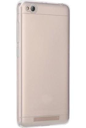 TeknoArea Xiaomi Redmi Note 5A Ultra İnce Silikon Kapak 0.2 mm Transparan