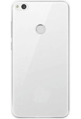 TeknoArea Huawei P9 Ultra İnce Silikon Kapak 0.2 mm