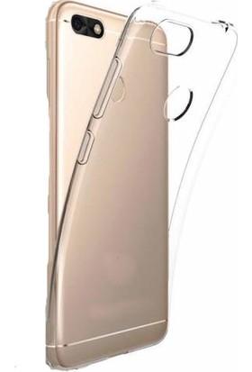 TeknoArea Huawei P9 Lite Mini Ultra İnce Silikon Kapak 0.2 mm