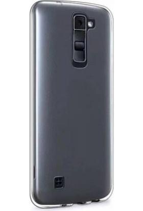 TeknoArea LG K8 Kılıf Ultra ince Silikon Kapak 0.2 mm