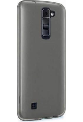 TeknoArea LG K10 Kılıf Ultra ince Silikon Kapak 0.2 mm