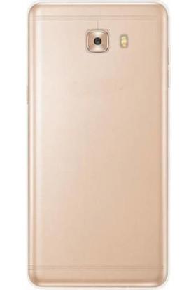 TeknoArea Samsung Galaxy C9 Pro Ultra İnce Sililkon Kapak 0.2 mm