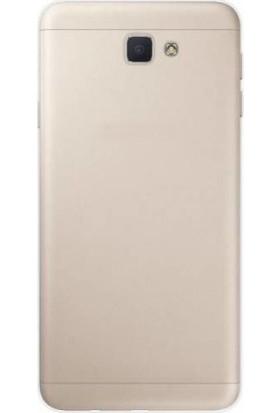 TeknoArea Samsung Galaxy J7 Prime Ultra İnce Silikon Kapak 0.2 mm