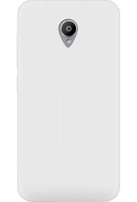 TeknoArea Vodafone Smart 7 Style Ultra İnce Silikon Kapak 0.2 mm Transparan