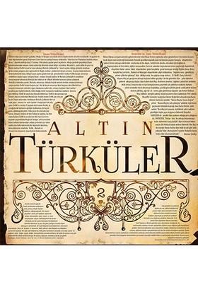 Öz Müzik Çeşitli Sanatçılar - Altın Türküler - 2 - Plak