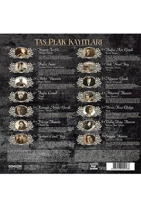 Öz Müzik Çeşitli Sanatçılar - Taş Plak Kayıtları - Plak