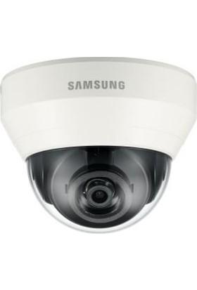 Samsung Snd-L6013P 2Mp 1080P 3.6Mm Lens Vcasd/Sdhc Kart Poe Ip Dome Kamera
