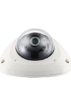 Samsung Snv-L6013Rp 2Mp 3.6Mm Lens Sd/Sdhc Kart 15Mt Poe Ip Vandalproof Dome Kamera