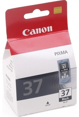 Canon PG-37BK Siyah Kartuş (IP1800-IP2500-MP140)