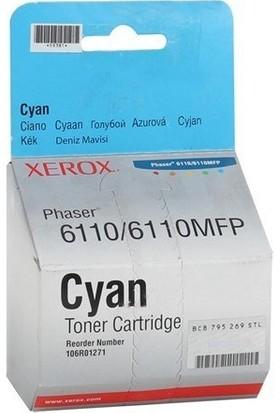 Xerox 6110 MFP Mavi Toner (106R01206)(1k.)