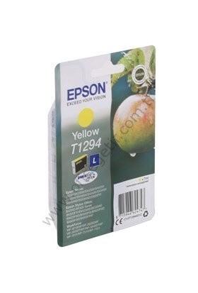 Epson T129440 Sarı Kartuş SX420-SX425 W7055-BX305-7015
