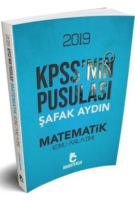 Doğru Tercih Yayınları 2019 KPSS'NİN Pusulası Matematik Konu Anlatımı