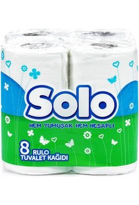 Solo Tuvalet Kağıdı 8 Li Rulo