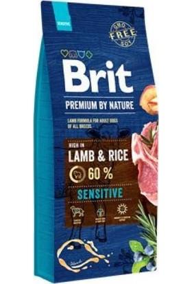 Brit Premium By Nature Lamb Kuzu Etli Köpek Maması 15 Kg