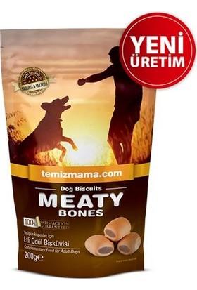 Meaty Bones Etli Ödül Bisküvisi Yetişkin Köpekler İçin 200 Gr
