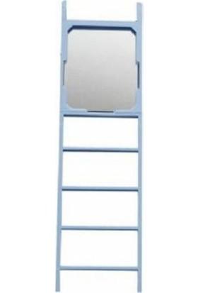 Kardelen Aynalı Merdiven Kuş Oyuncağı