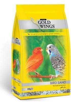 Gold Wings Classic Kuş Kumu 250 Gr