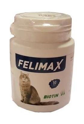 Felimax Biotin Kedi Vitamin Tableti (50 Tablet)
